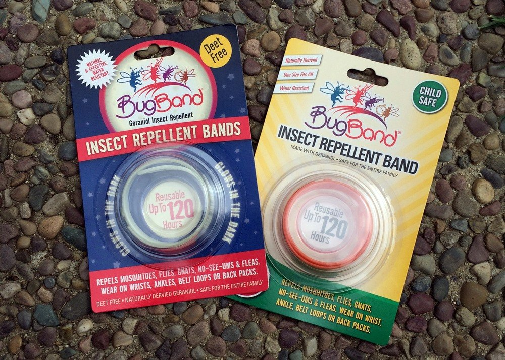 gear review bug band insect repellent