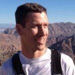 Charles Scott hiking headshot