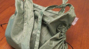 Great Gear: Hobo rePETe bag from ChicoBag is a stylish option