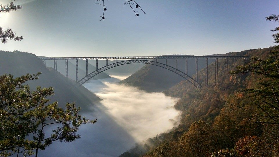 """Finding """"The New"""" in Old West Virginia at New River Gorge - Outdoor Families Magazine"""