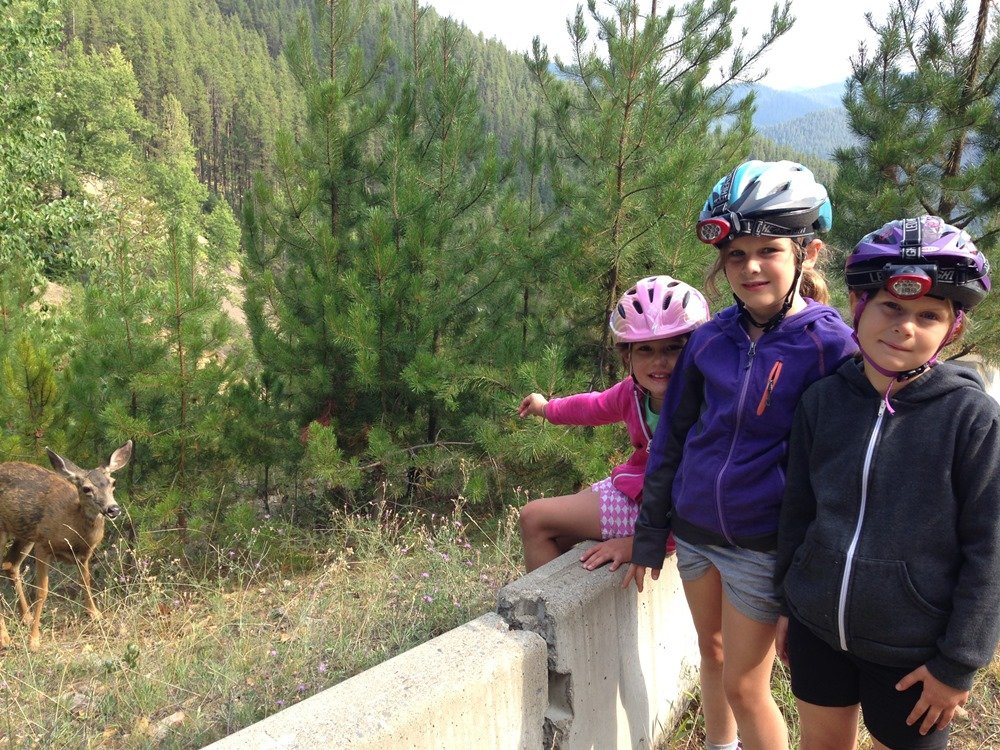 Biking the Hiawatha Trail - Outdoor Families Magazine