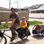 Everyday Family Bicycling