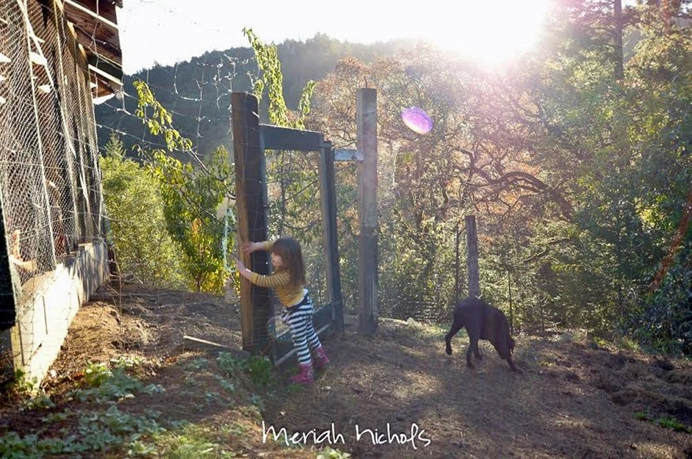 My Outdoor Family: Our Home is Round - Outdoor Families Magazine
