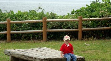 Exploring Japan's Sarushima Island with Kids