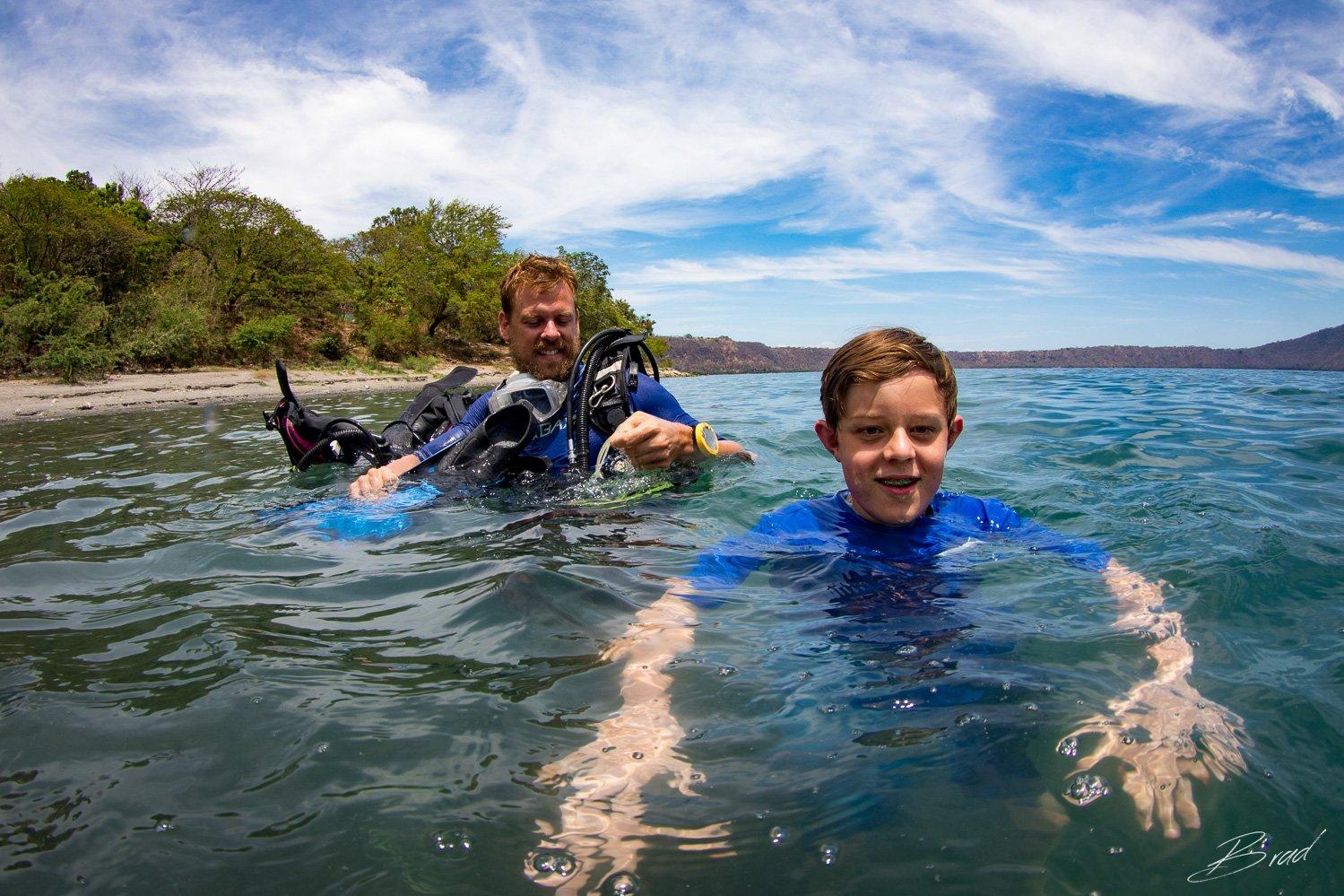 Family Travel Nicaragua Kids San Juan del Sur