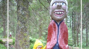 Norway's Whimsical Troll Forest