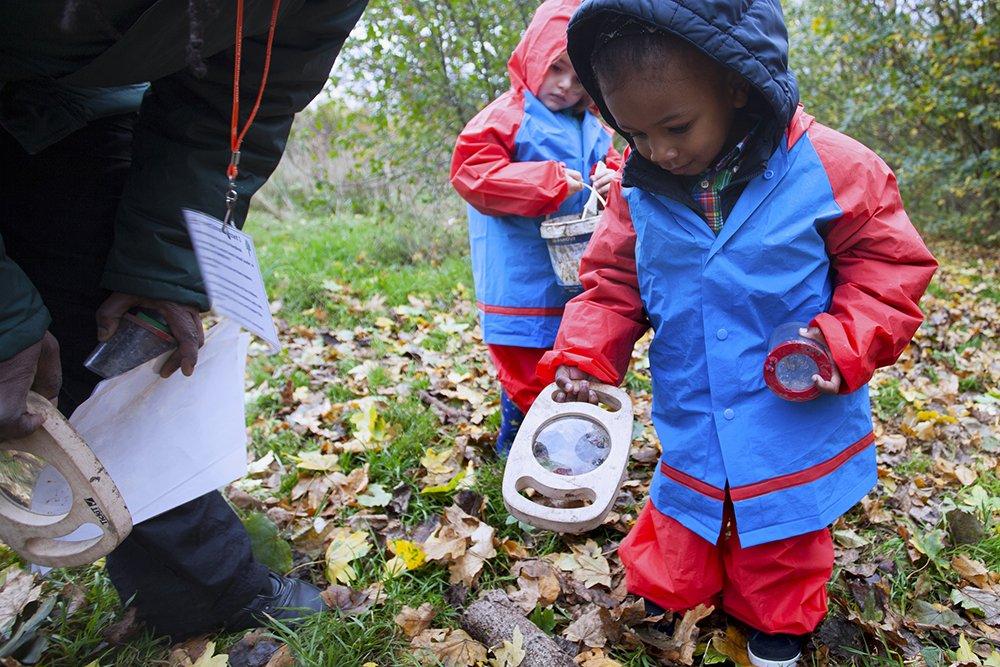 outdoor STEM activities guide