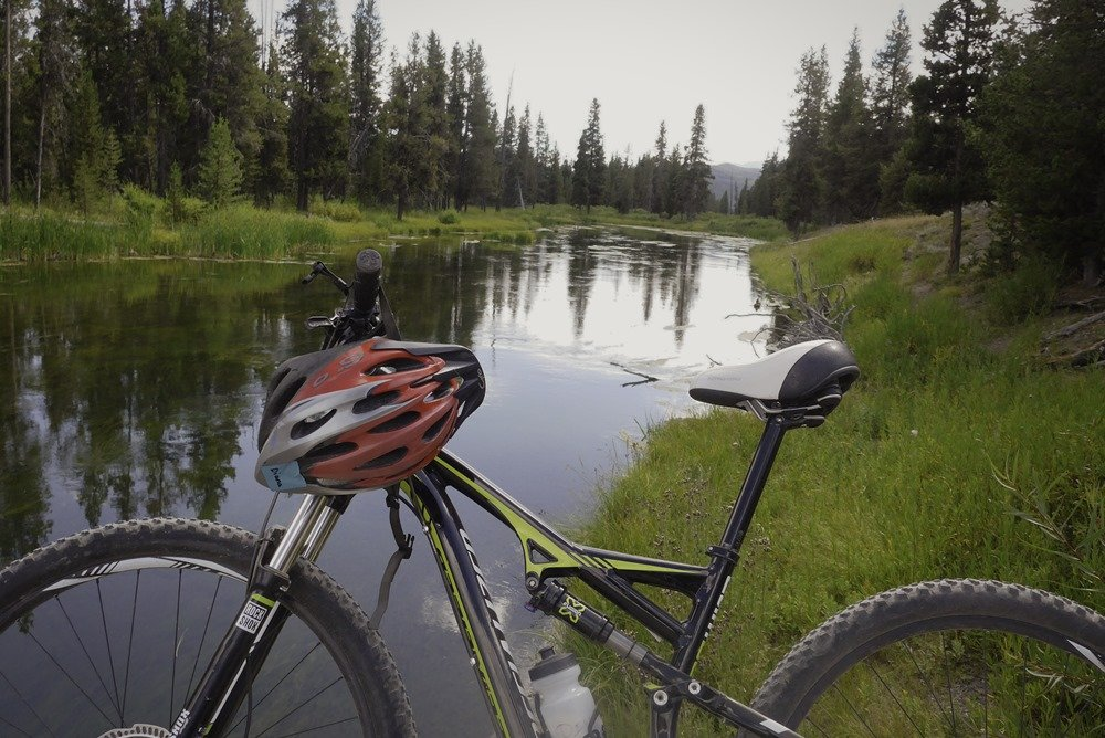 Biking Wyoming's Wild West - Grand Teton - Outdoor Families Magazine