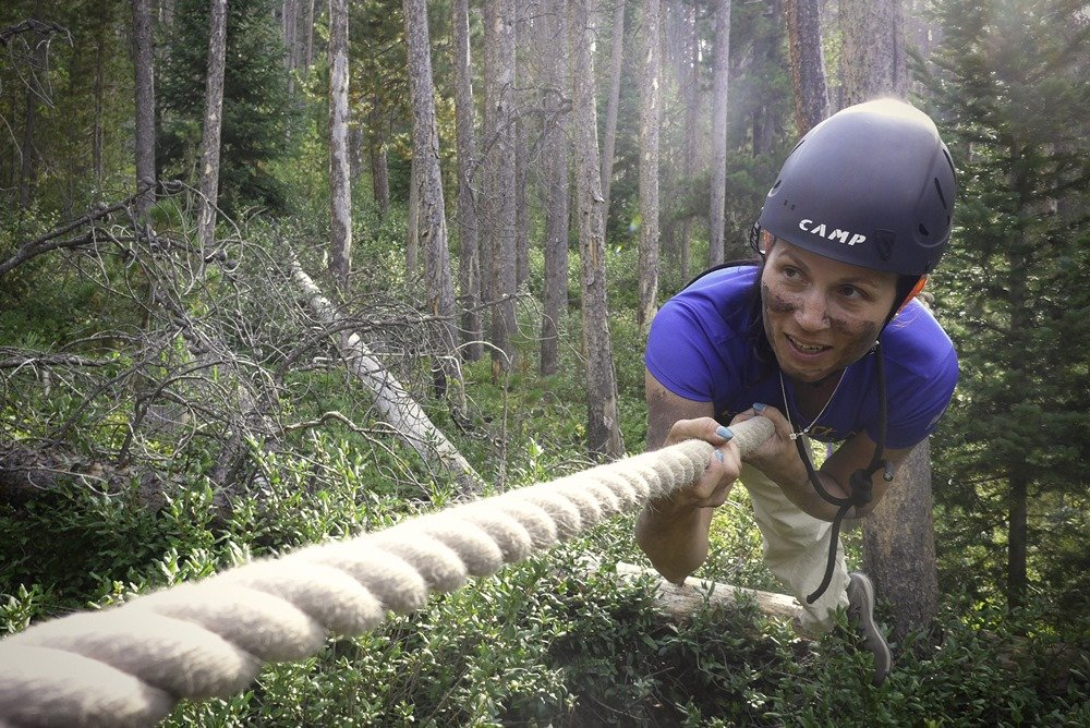 """A Chance for Family Bonding at the Bear Grylls Survival Academies - Q&A with the """"Man vs. Wild"""" Star"""