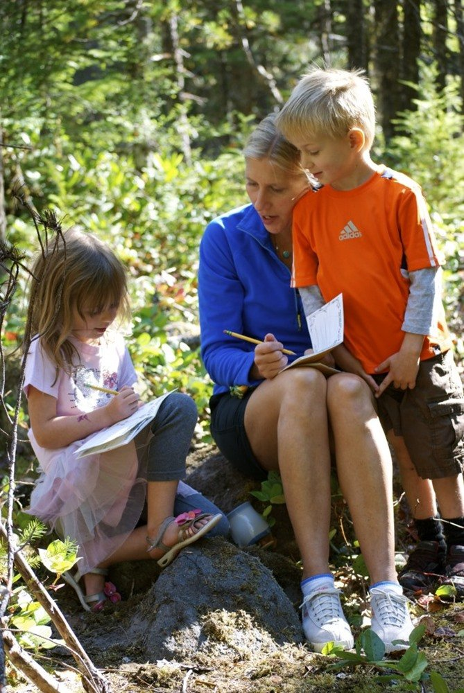 Connecting Through Disconnecting in the Great Outdoors - Outdoor Families Magazine