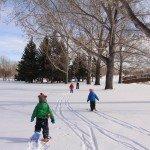 Family Snowshoeing Primer: Wintertime adventures await!