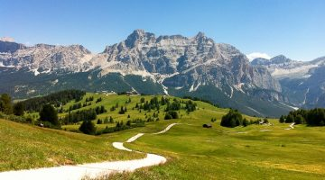 Exploring Italy's Alpine Playgrounds – Family Adventure in the Dolomites