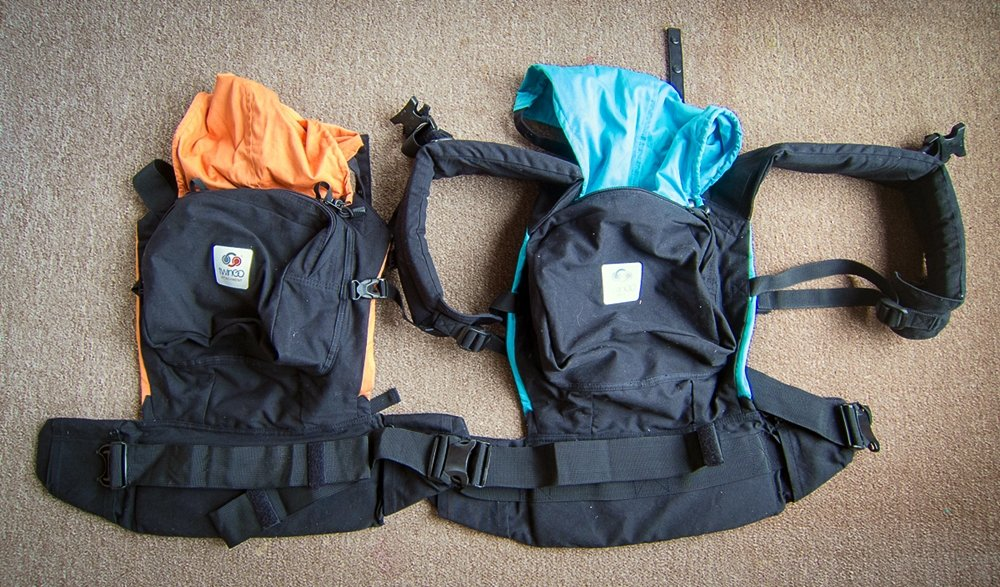 Gear Review: TwinGO Child Carrier a Wonder for a Mom of Multiples - Outdoor Families Magazine