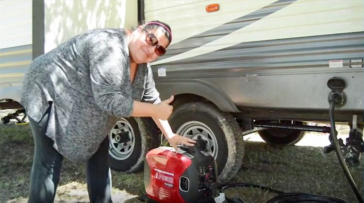 Great Gear: A-iPower RV Inverter Generator