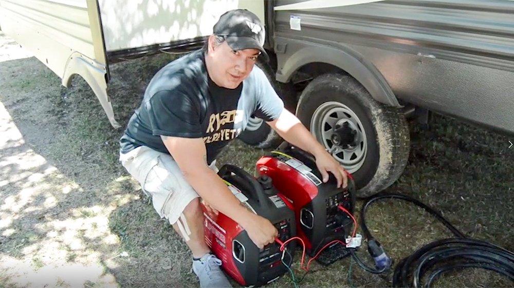 rv inverter generator reviews