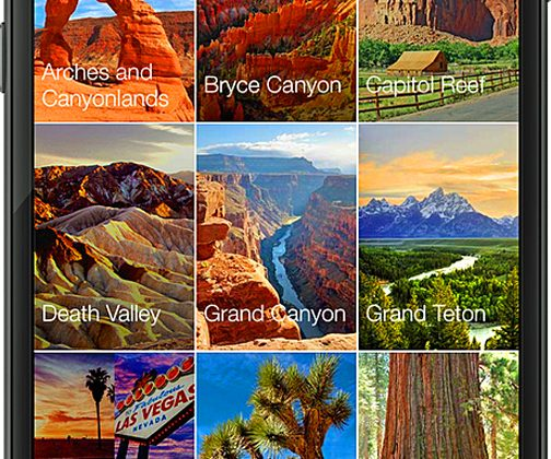 Two Great Ways to Explore Your National Parks: Just Ahead app and a parks guide
