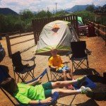 First-time camping tips from a reluctant camper