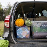 Camping 101: Utilize storage bins for car camping success