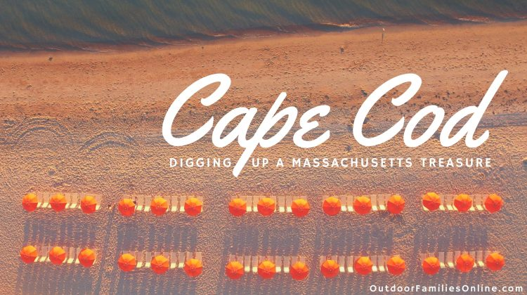 Digging up a Massachusetts Treasure – Cape Cod