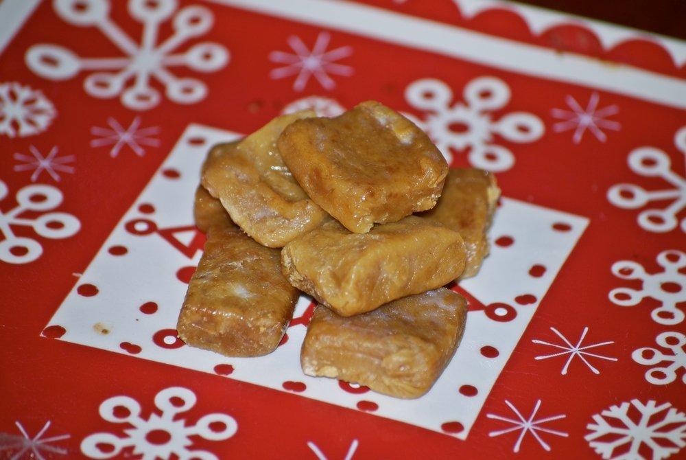 sweetheart caramels