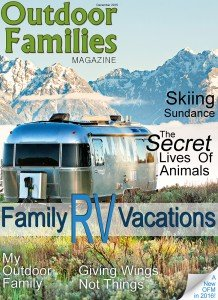 December 2015 Magazine Issue - Outdoor Families Magazine