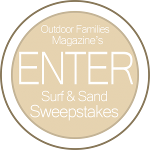 Sand and Surf Giveaway - Outdoor Families Magazine