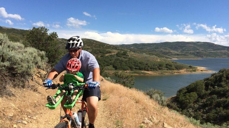 Mountain Biking With Kids, the 101 Version