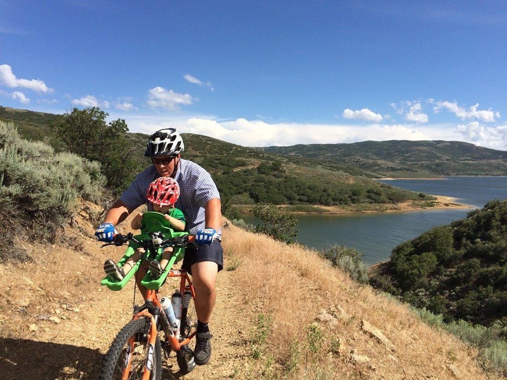 Mountain Biking With Kids, the 101 Version - Outdoor Families Magazine
