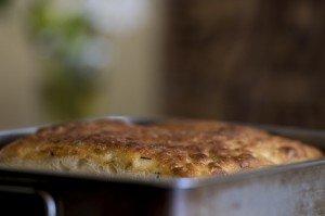 focaccia bread recipe agriturismo italy tuscany farm-to-table family travel