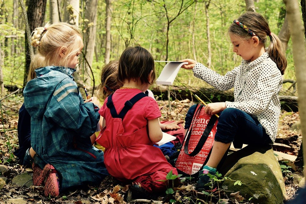 Forest Schools: Education in the great outdoors - Outdoor Families Magazine