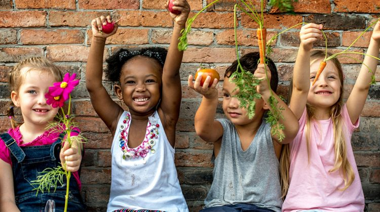 Gardening with Kids: A beginner's guide to getting your hands dirty