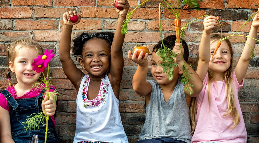 gardening with kids beginner guide