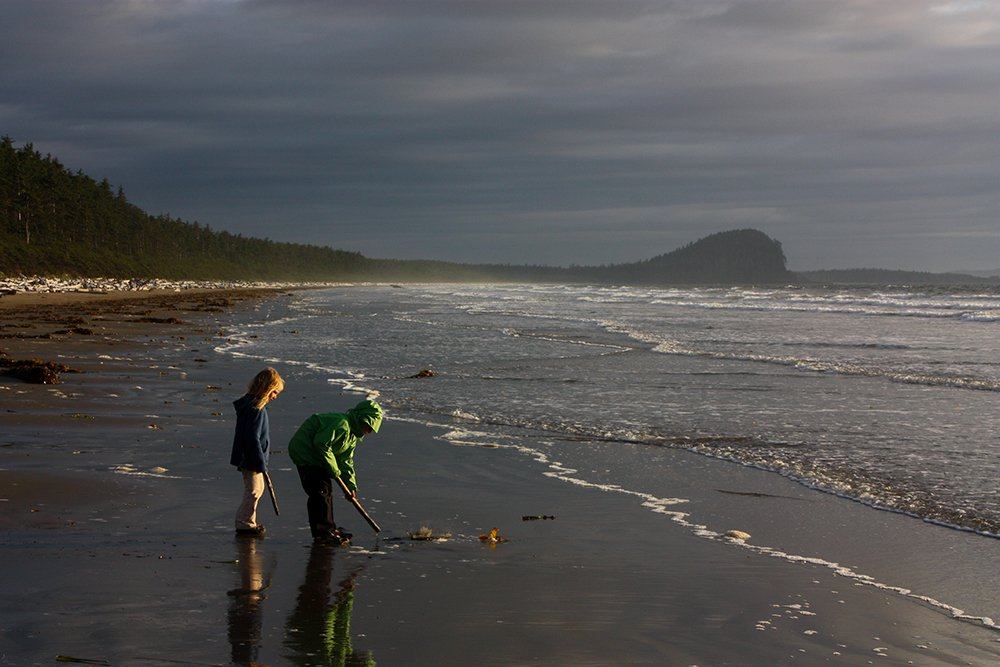 Haida Gwaii Canada family travel