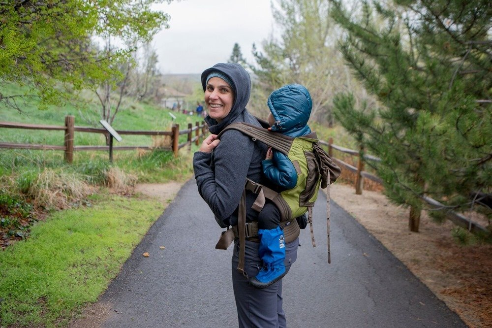 Hike It, Baby: Oregon mom and business owner takes it up a notch - Outdoor Families Magazine