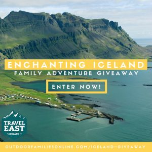 iceland family vacation giveaway