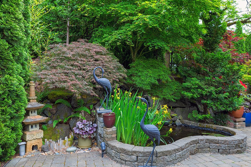 20 Japanese Botanical Garden Design Ideas To Inspire Your Outdoor ...