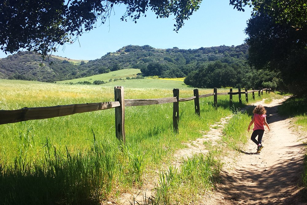 los angeles kids hiking guide kid-friendly hike