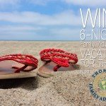 Enter Outdoor Families' Sand and Surf Family Adventure Giveaway
