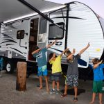 Two Moms, Four Boys, and an RV