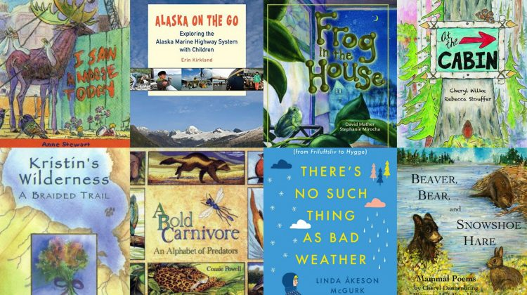11 Nature Books for Kids (Plus, 2 for Adults)