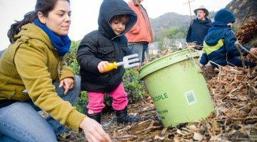 The Great Outdoor Clean Up: Getting community involved and connected