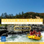 Raging River Rapids Family Adventure Vacation Giveaway