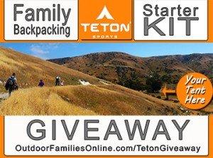 Teton Sports Giveaway