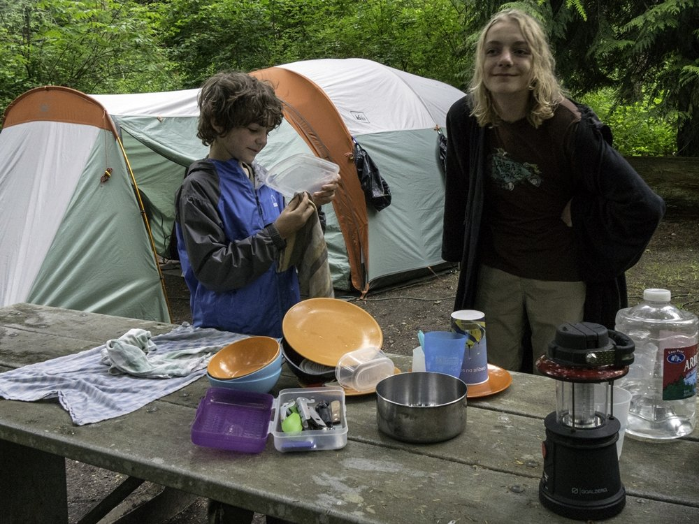 Family Camping Is Cool Tips And Tricks For A Successful First Outing