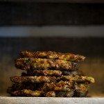 Zucchini Fritters (M?cver)